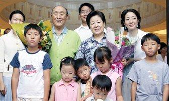Субстанциальное воскрешение Истинных Родителей. 19_июля_2008_года, Чхонпхён, Корея